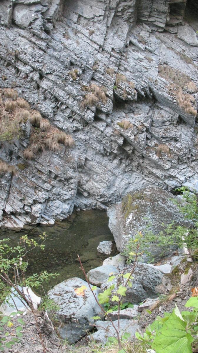 Stratificarea rocilor