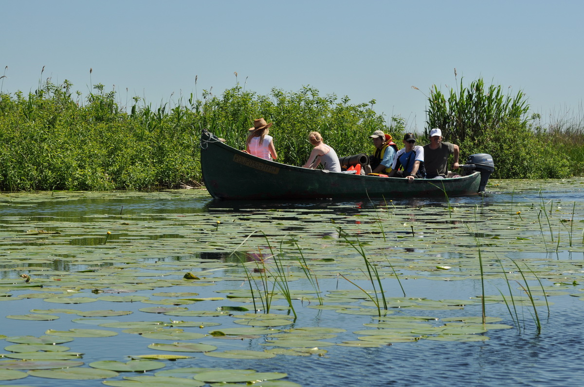 060 Trecerea din Lacul Durnoliatca in Lacul Isacel, Delta Dunarii_resize