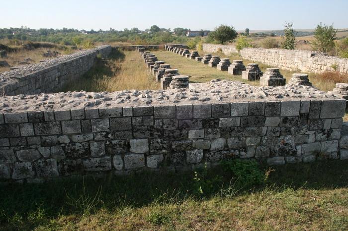 Basilica Forensis - Tropaeum Traiani