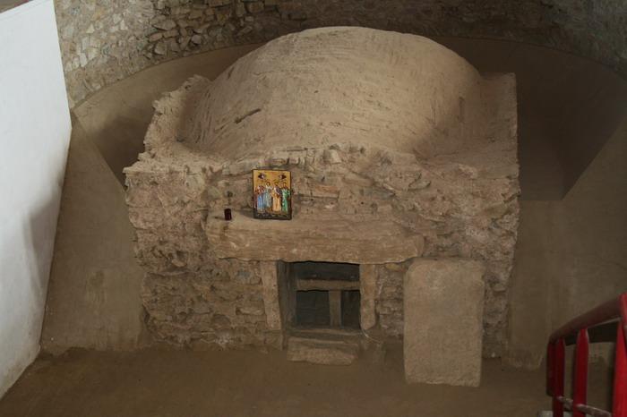 Bazilica martirica Niculitel