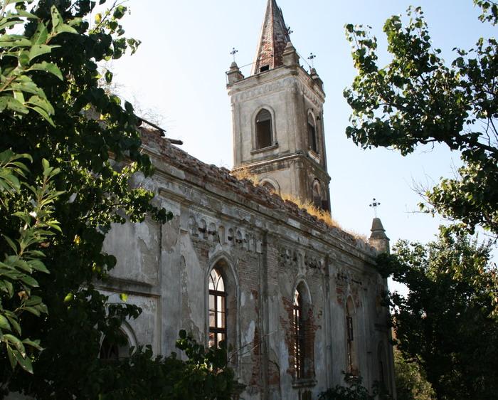 Biserica catolica germanica Malcoci