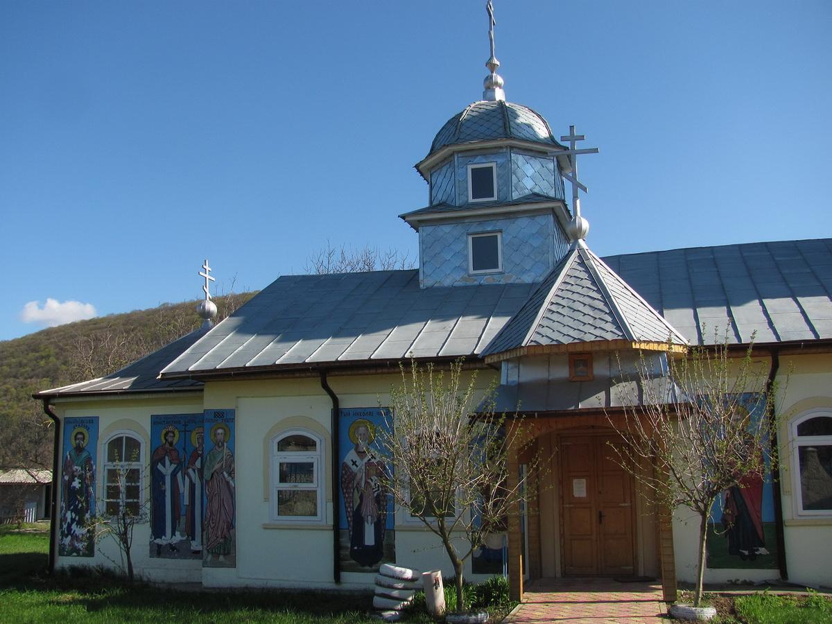 Biserica ortodoxa rit  vechi Slava Cercheza
