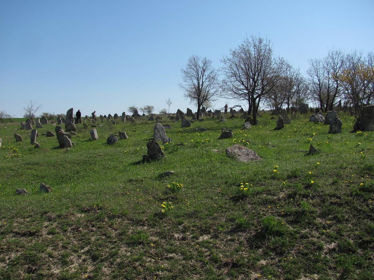 Cimitir turcesc Praporgescu