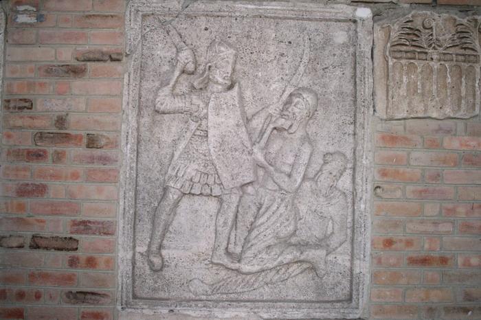 Metopa - Tropaeum Traiani