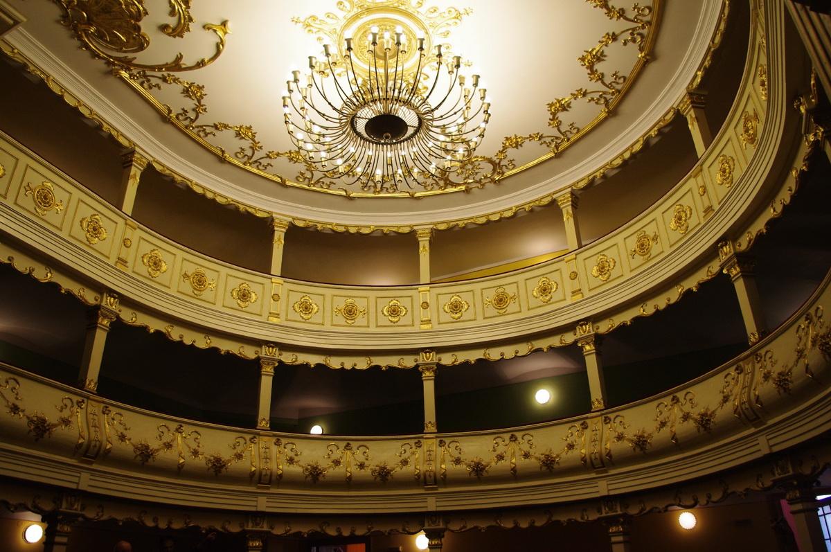 Teatrul Oravita 1