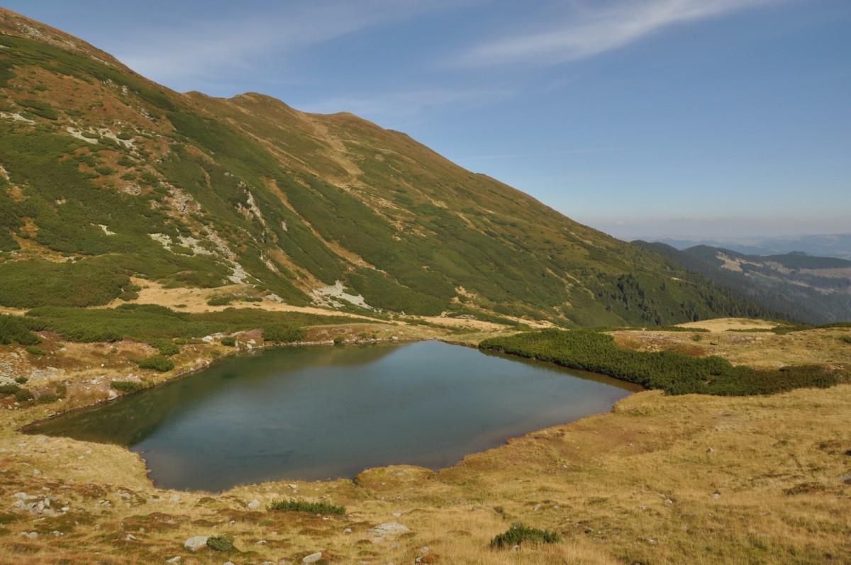 130 Lacul Lala Mare, Valea Lala, Muntii Rodnei
