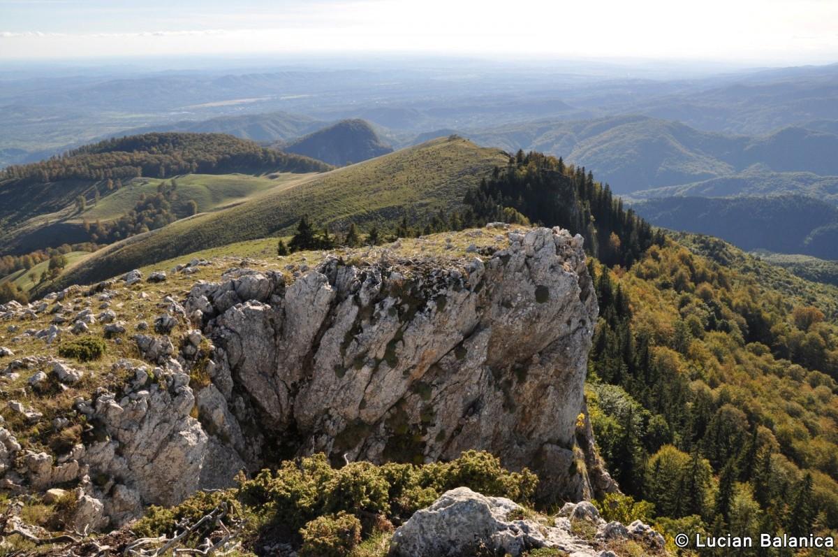 138 Muntele Piatra, Masivul Buila-Vanturarita