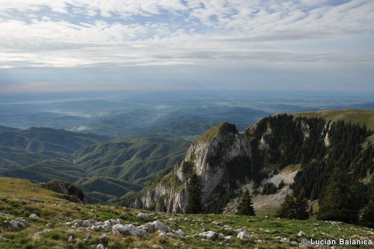 261 Muntele Buila, Masivul Buila-Vanturarita