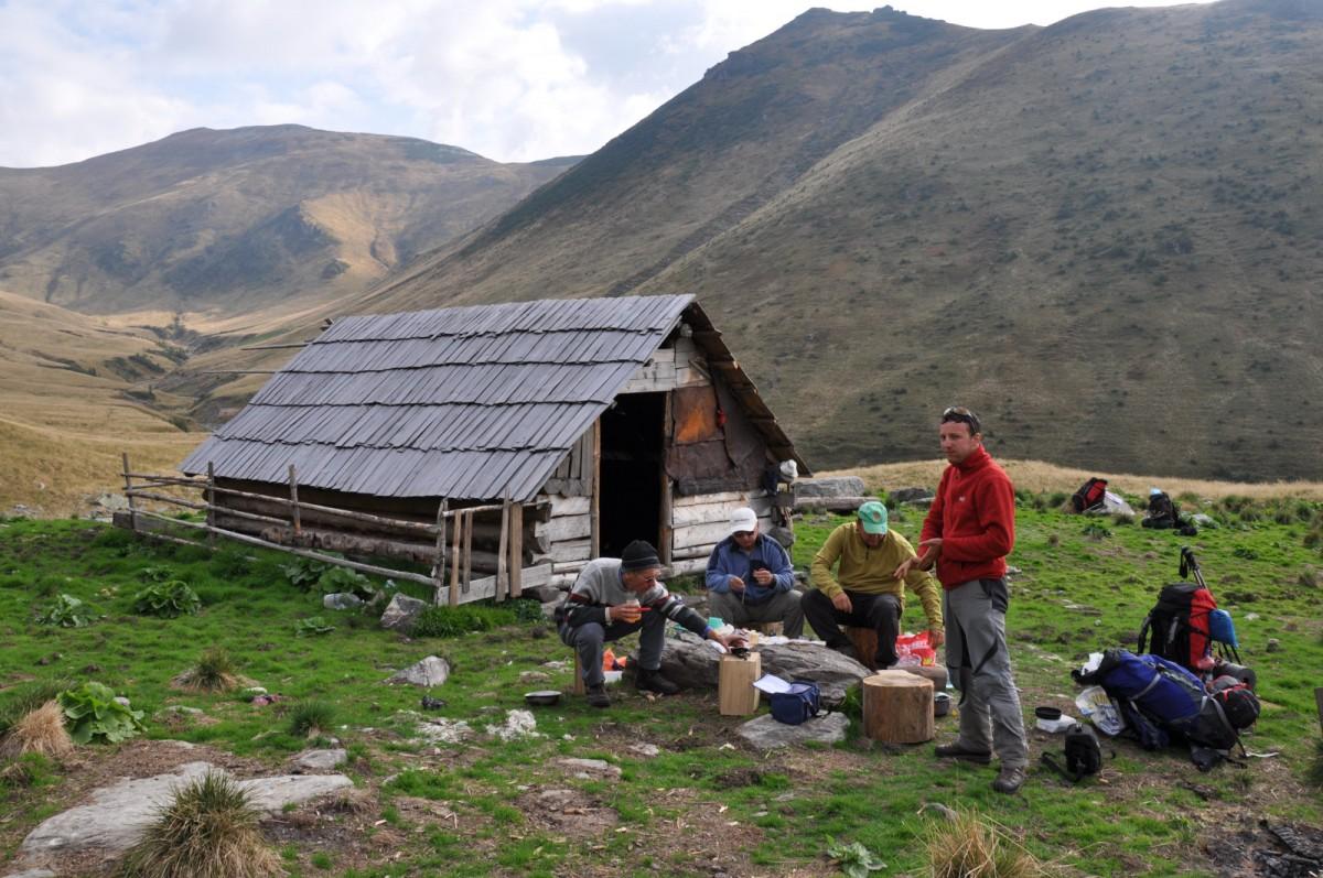 871 Stana, Valea Cormaia, Muntii Rodnei