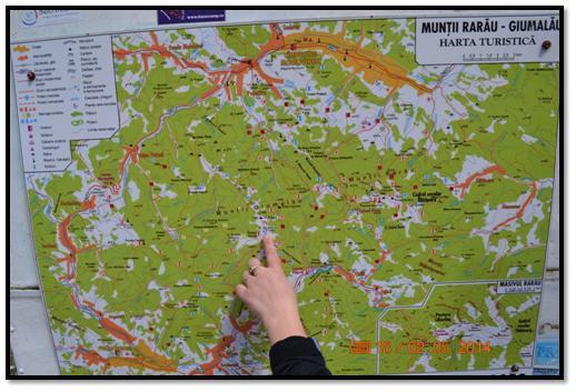 Harta Rarau-Giumalau
