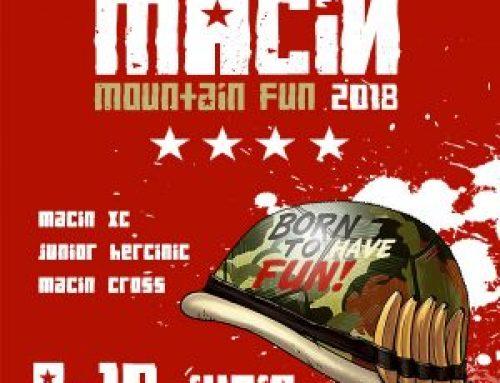 Asociația MECANTURIST la Măcin Mountain Fun 2018